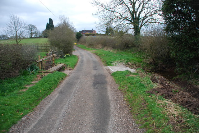 Ford at Boylestone