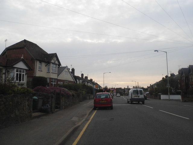 Hythe Road, Willesborough