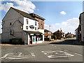 SJ5187 : Farnworth Street, The Village Shop by David Dixon