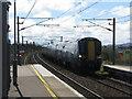 NS3526 : Prestwick International Airport Station by M J Richardson