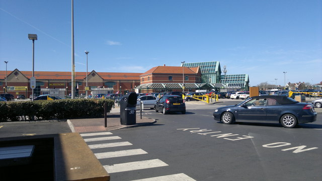 Morrisons at Squires Gate Lane
