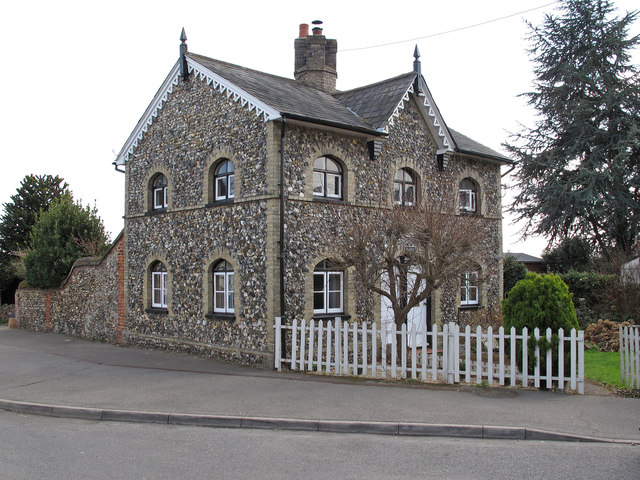 Flints, Stisted (listed building)