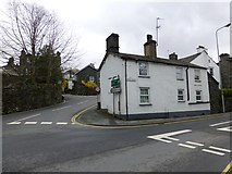 NY3704 : Rydal Road, Ambleside by Kenneth  Allen