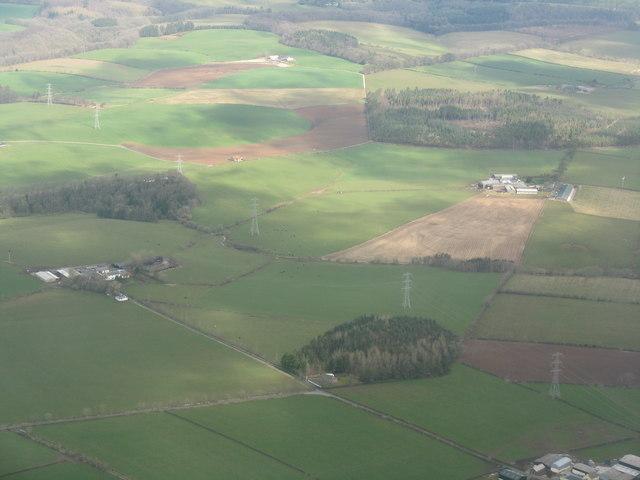 East Ayrshire landscape