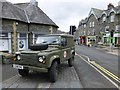 NY3704 : Army Landrover, Ambleside (2) by Kenneth  Allen