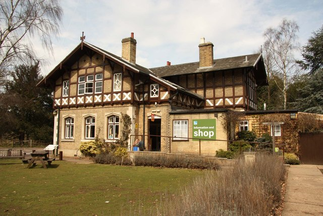 Swiss Cottage lodge