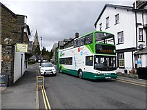 NY3704 : Stagecoach for Grasmere by Kenneth  Allen