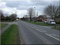 SK3028 : Twyford Road (A5132), Willington by JThomas