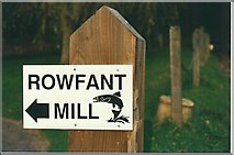 TQ3137 : The way to Rowfant Mill by Peter Jeffery
