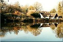 TQ3137 : Rowfant Mill by Peter Jeffery