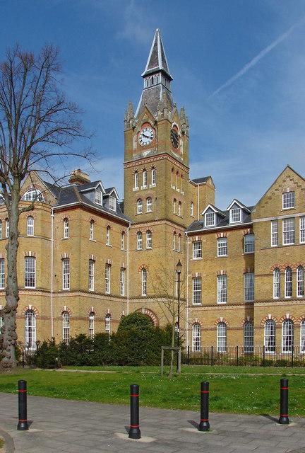 Former Brookwood Hospital