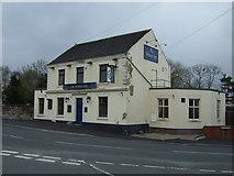 SK3030 : The Wheel Inn, Findern by JThomas