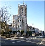 TQ3370 : Gipsy Hill, Christ Church by Mike Faherty