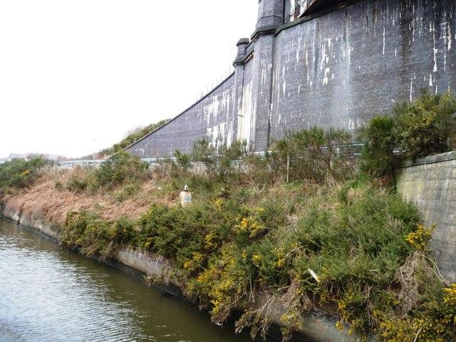 Manchester Ship Canal navigation beacon