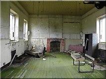 H5583 : Interior, Aughnamerrigan P.E. School (1) by Kenneth  Allen