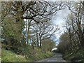 SO4530 : Cutting for the road to Gallows Knapp by David Smith