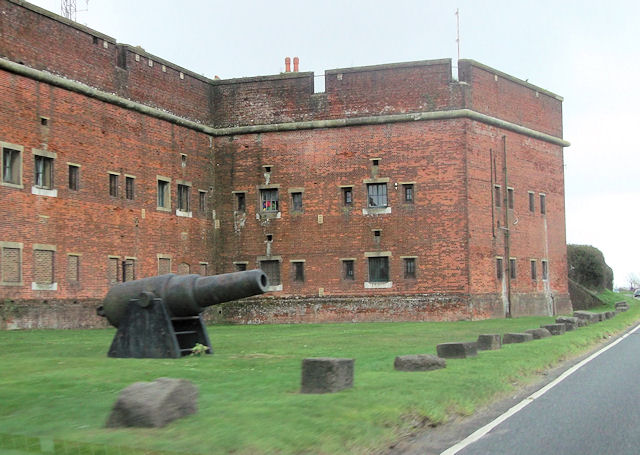 Fort Widley and Old Gun