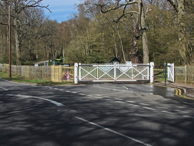 Ascot Gate, Windsor Great Park