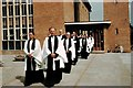 SP1579 : Consecration of Solihull School Chapel by Keith Yardley