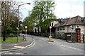 TQ2174 : Roehampton:  Clarence Lane by Dr Neil Clifton