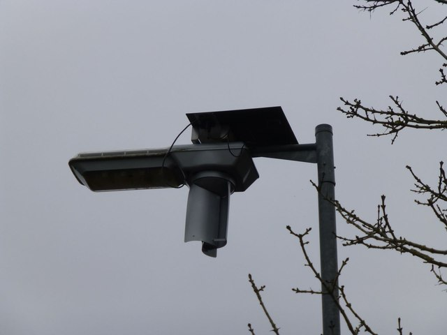 Eco-friendly lighting at Newton on the Moor