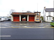 H4573 : Omagh FireStation by Kenneth  Allen