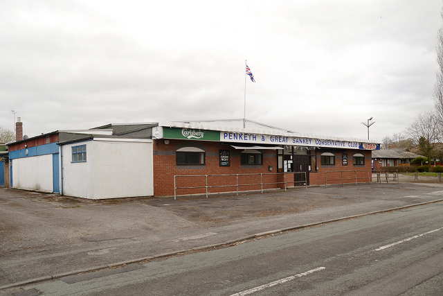 Penketh and Great Sankey Conservative Club, Meeting Lane