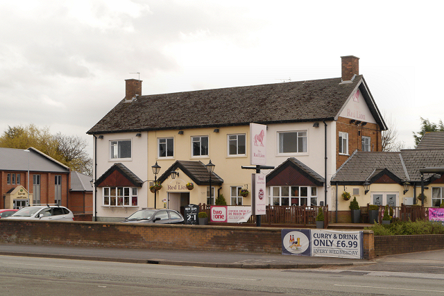 Penketh, The Red Lion