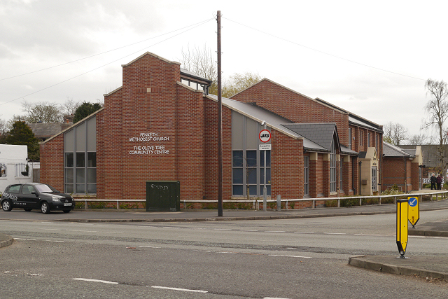 Penketh Methodist Church and Olive Tree Community Centre