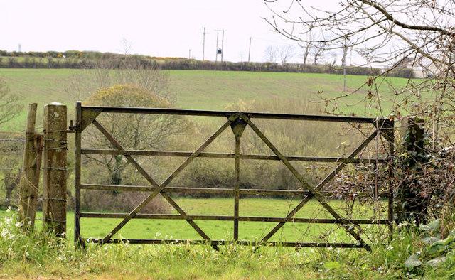 Gate, Ballymacormick, Bangor