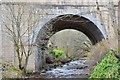 NT1451 : A702 bridge over the Lyne Water, West Linton by Jim Barton
