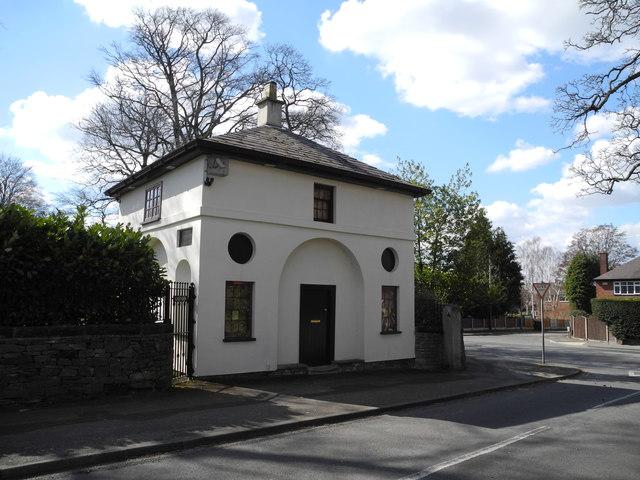 Lodge House, Poynton