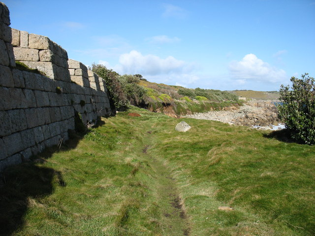 The ramparts of Woolpack Battery