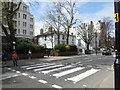 TQ2683 : Abbey Road Crossing by Paul Gillett