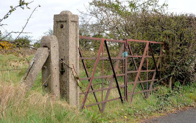Gate, Groomsport