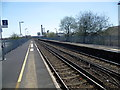 TQ7159 : New Hythe station by Marathon