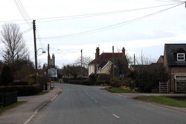 Common Hill in Cricklade