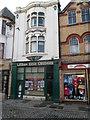 ST0790 : Newspaper office, Pontypridd by Jaggery