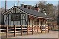 SK1059 : Manifold Valley Visitor Centre by Mick Garratt