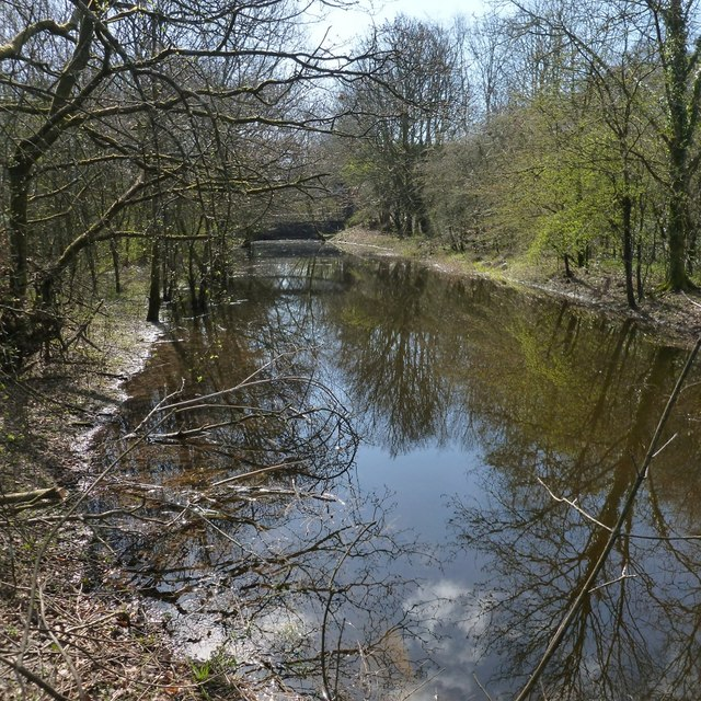 The lade near Rosshead