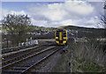 NH5559 : Inverness Bound Service by Peter Moore