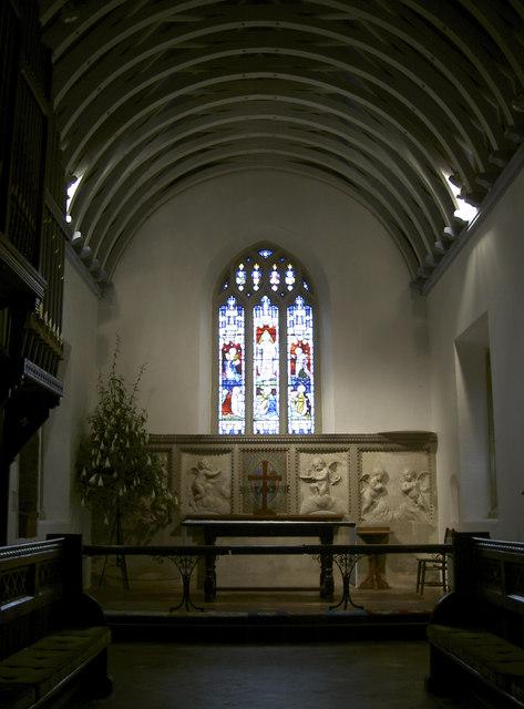 St Andrew's altar