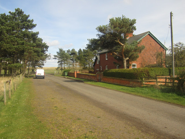 Holiday Cottages at Ross Links
