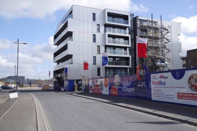 New Build Near Carrow Road