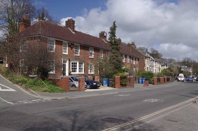 Thorpe Rd Norwich (A1242)