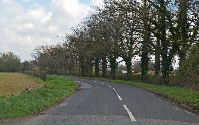 Lane to Pluckley by Julian P Guffogg