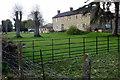 SP7235 : Hyde Lane Farmhouse by Philip Jeffrey