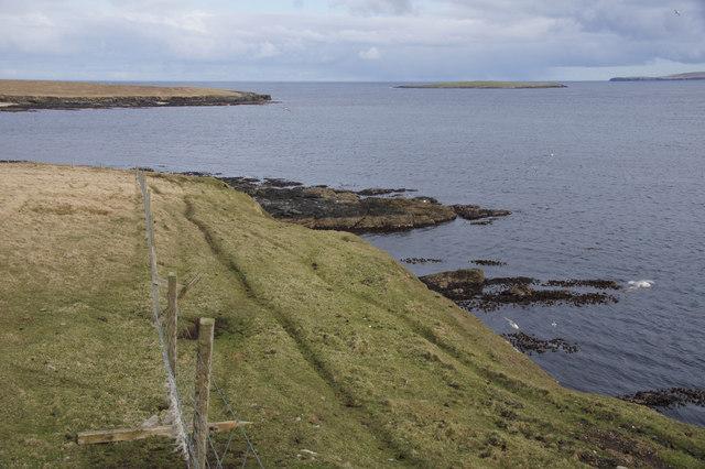 The Raabs, Ness of Littlegarth, Muness
