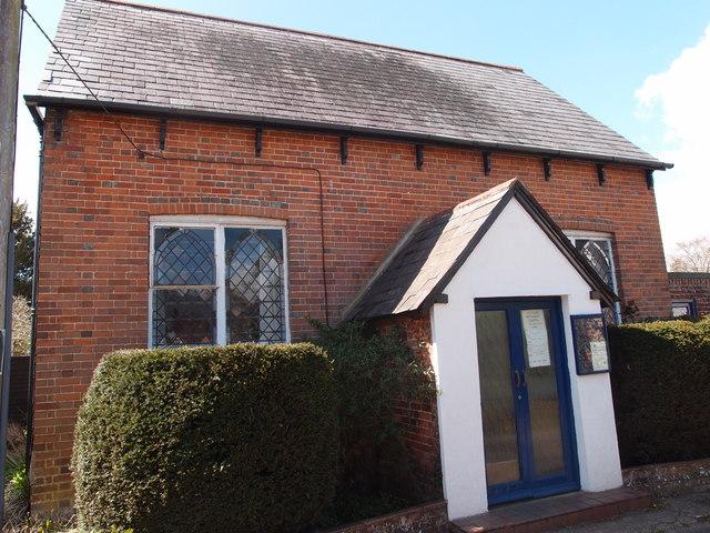Providence Methodist Chapel, Twyford