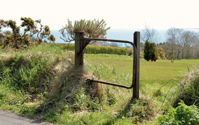 Gate, Whitehead